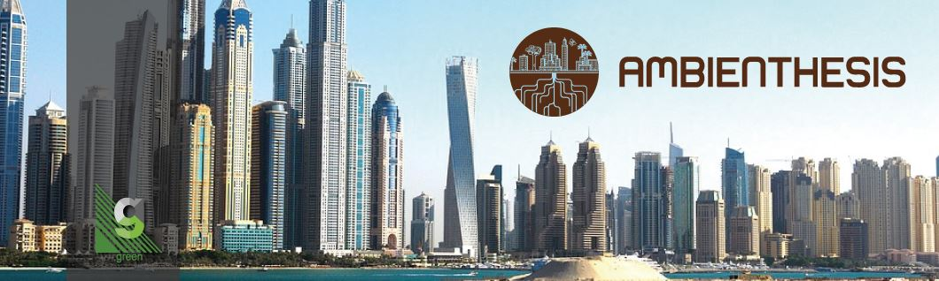 Ambienthesis costituisce controllata Middle East a Dubai