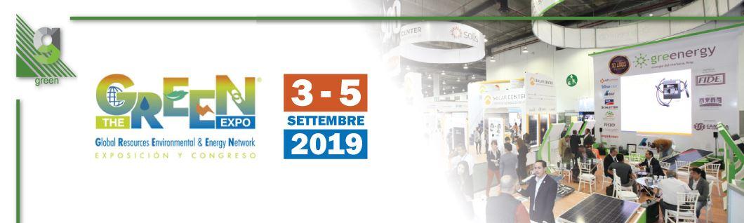 The Green Expo, a settembre prende il via la Fiera della sostenibilità
