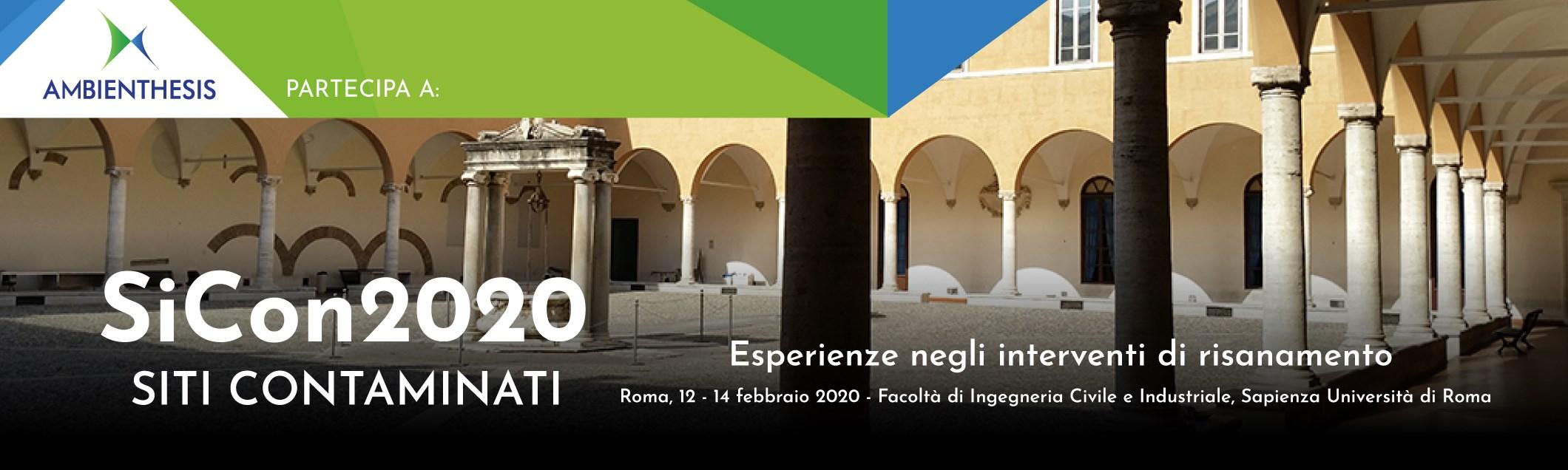 Ambiente: oltre 200 eccellenze italiane al workshop SiCon2020