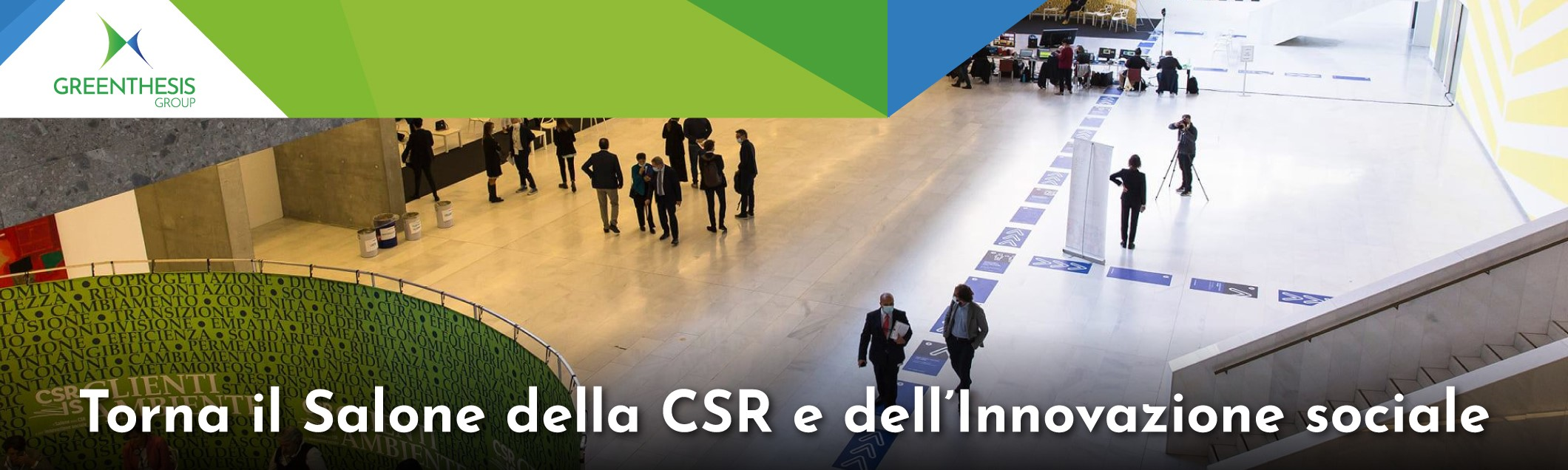 Torna il Salone della CSR e dell���Innovazione sociale