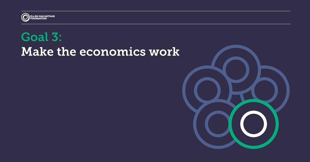 Obiettivo TRE: Far funzionare l'economia