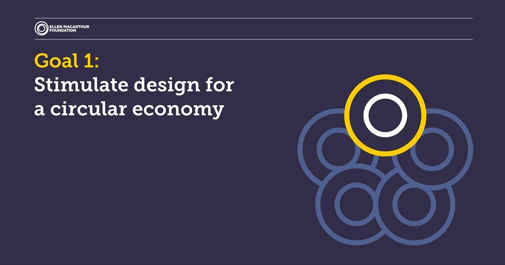 Obiettivo UNO: Incentivare una progettazione circolare