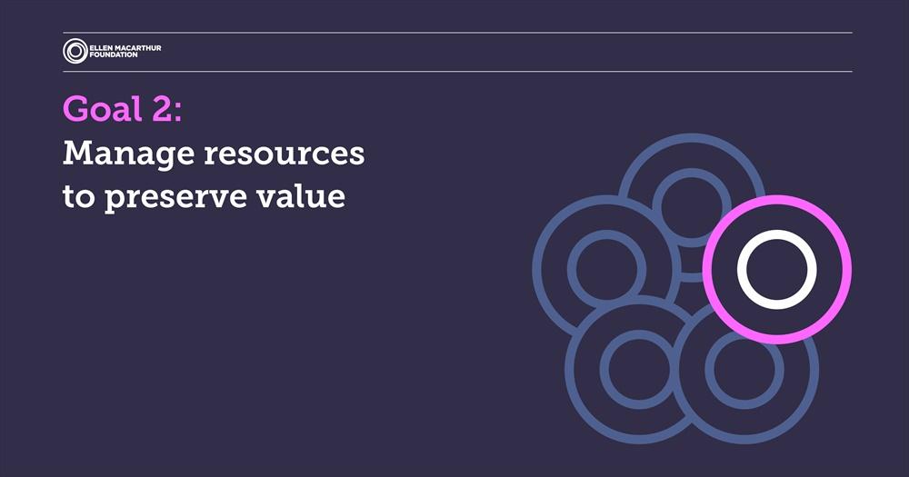 Obiettivo DUE: Gestire le risorse per preservarne il valore